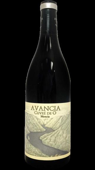 Bottle of Avancia Cuvee De O Mencia 2014 wine 750 ml