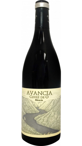 Bottle of Avancia Cuvee De O Mencia 2016 wine 750 ml