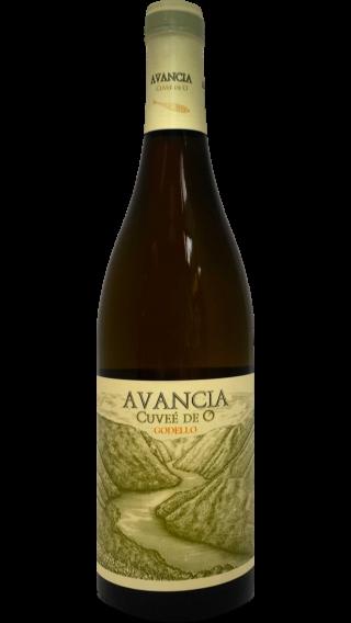 Bottle of Avancia Cuvee De O Godello 2016 wine 750 ml