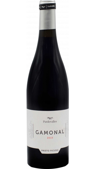 Bottle of Pardevalles Gamonal 2015 wine 750 ml