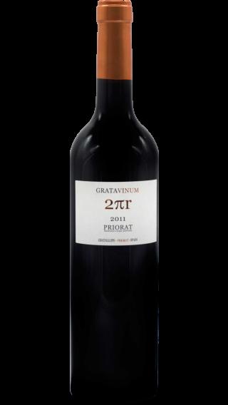 Bottle of Gratavinum 2PR 2011 wine 750 ml