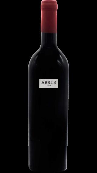 Bottle of Pares Balta Absis 2014 wine 750 ml