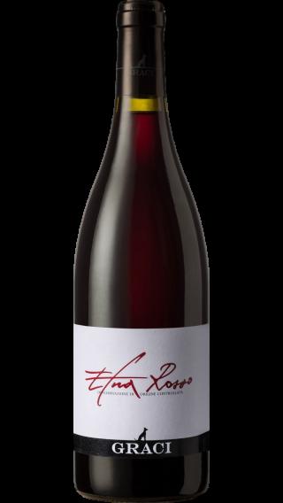 Bottle of Graci Etna Rosso 2017 wine 750 ml