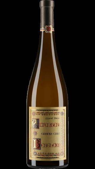 Bottle of Marcel Deiss Altenberg de Bergheim Grand Cru 2012 wine 750 ml