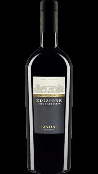 Bottle of Farnese Edizione 19 Cinque Autoctoni wine 750 ml
