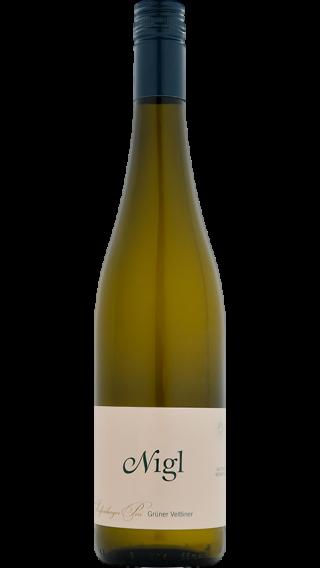 Bottle of Nigl Grüner Veltliner Piri 2017 wine 750 ml
