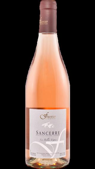 Bottle of Domaine Fournier Les Belles Vignes Sancerre Rose 2017 wine 750 ml