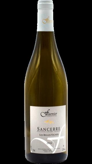 Bottle of Domaine Fournier Les Belles Vignes Sancerre Blanc 2016 wine 750 ml