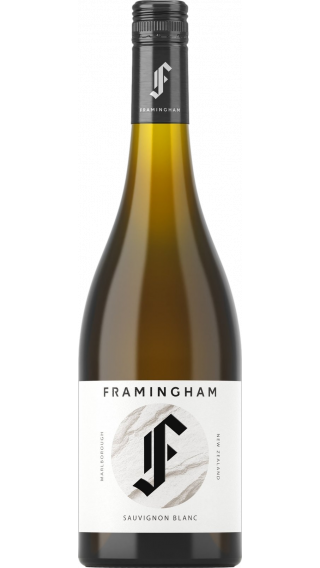 Bottle of Framingham Sauvignon Blanc 2017 wine 750 ml