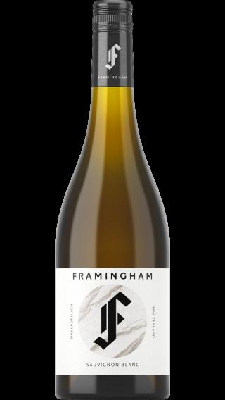Bottle of Framingham Sauvignon Blanc 2019 wine 750 ml