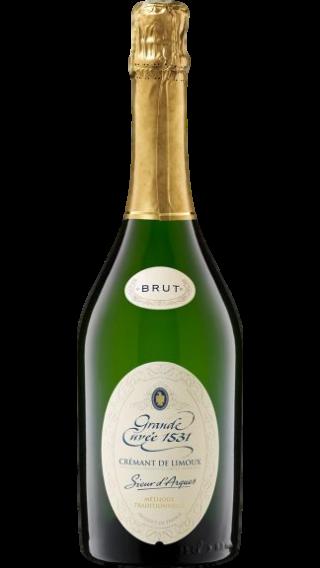 Bottle of Grande Cuvee 1531 Reserve Cremant de Limoux Brut 2014 wine 750 ml