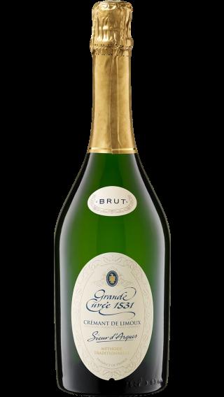 Bottle of Grande Cuvee 1531 Reserve Cremant de Limoux Brut 2016 wine 750 ml