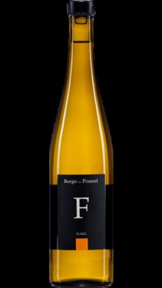 Bottle of Borgo Dei Posseri Furiel Sauvignon Blanc 2017 wine 750 ml