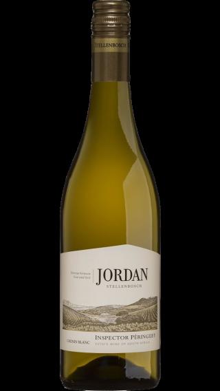 Bottle of Jordan Inspector Peringuey Chenin Blanc 2019 wine 750 ml