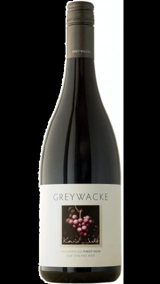 Bottle of Greywacke Pinot Noir 2016 wine 750 ml