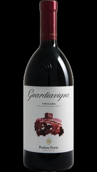 Bottle of Podere Forte Guardiavigna 2009 wine 750 ml