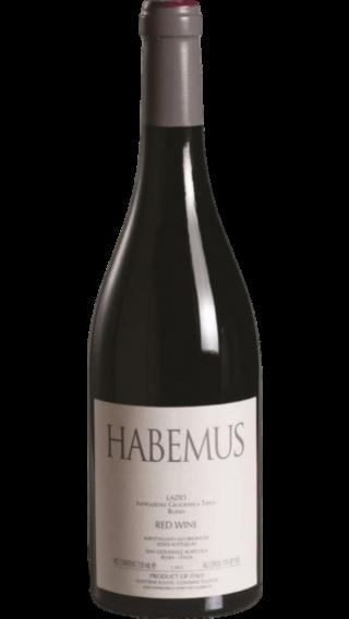 Bottle of San Giovenale Habemus Lazio 2017 wine 750 ml