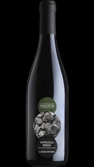 Bottle of Paolo Cottini Valpolicella Ripasso Classico Superiore 2017 wine 750 ml