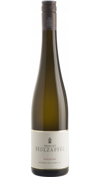 Bottle of Holzapfel Achleiten Gruner Veltliner Federspiel 2019 wine 750 ml