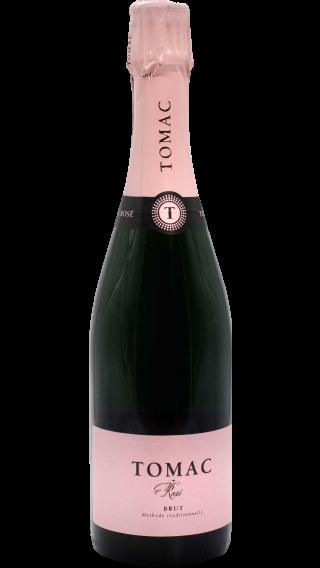 Bottle of Tomac Rose wine 750 ml