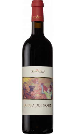 Bottle of Tua Rita Rosso Dei Notri 2019 wine 750 ml