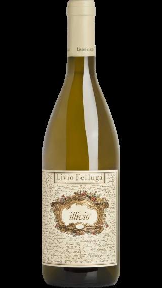 Bottle of Livio Felluga Illivio 2016 wine 750 ml