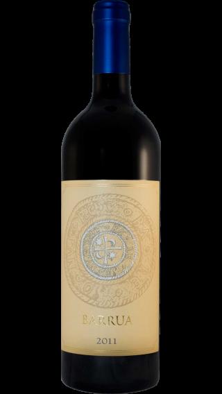 Bottle of Agricola Punica Isola Dei Nuarghi Barrua 2011 wine 750 ml