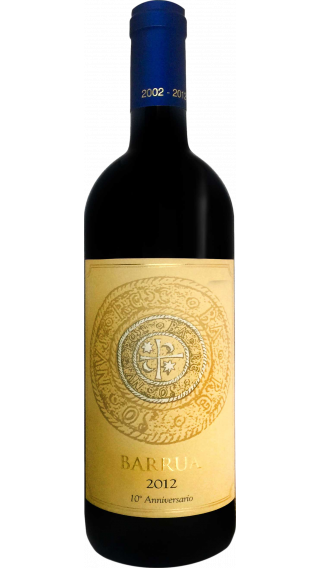 Bottle of Agricola Punica Barrua 2013 wine 750 ml