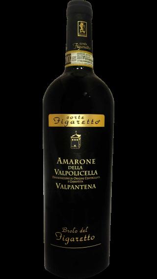 Bottle of Corte Figaretto Amarone della Valpolicella Valpantena 2015 wine 750 ml