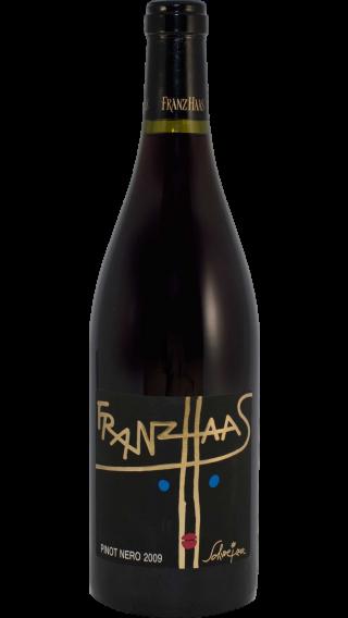 Bottle of Franz Haas Pinot Nero Schweizer 2009 wine 750 ml
