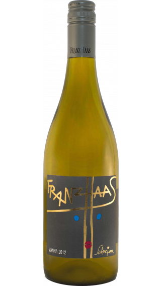 Bottle of Franz Haas Manna 2012 wine 750 ml