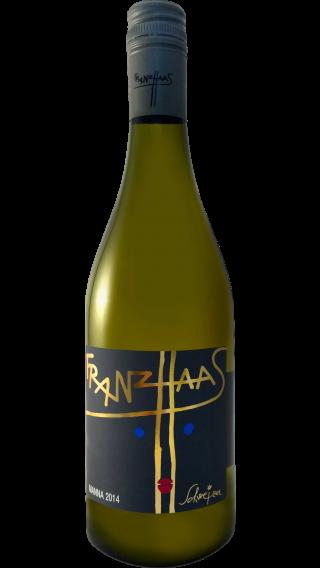 Bottle of Franz Haas Manna 2014 wine 750 ml