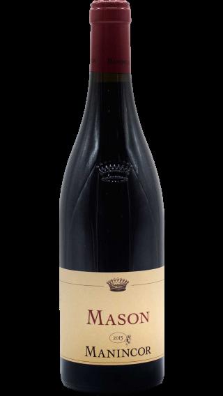 Bottle of Manincor Mason Pinot Nero 2015  wine 750 ml