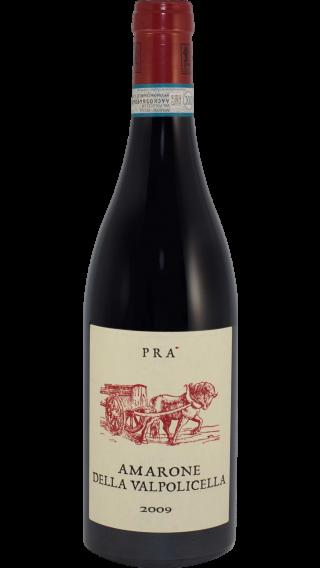 Bottle of Pra Amarone Della Valpolicella 2009 wine 750 ml