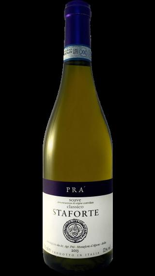 Bottle of Pra Soave Classico Staforte 2013 wine 750 ml