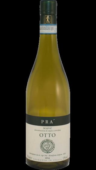 Bottle of Pra Soave Classico Otto 2017 wine 750 ml