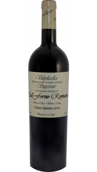 Bottle of Romano Dal Forno Valpolicella Superiore Monte Lodoletta 2008 wine 750 ml