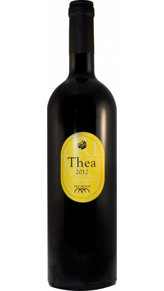 Bottle of Thea Sangiovese Riserva 2012 wine 750 ml