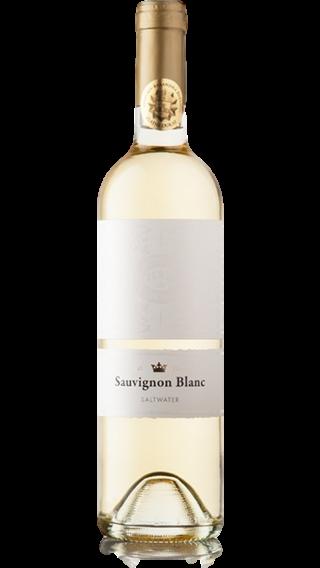 Bottle of Iuris Saltwater Sauvignon Blanc 2017 wine 750 ml