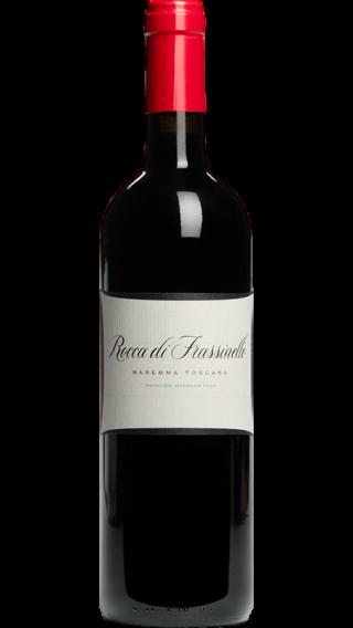 Bottle of Rocca di Frassinello Maremma Toscana 2012 wine 750 ml