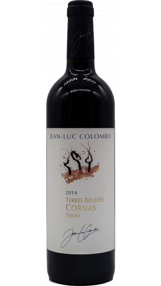 Bottle of Jean-Luc Colombo Cornas Les Terres Brulees 2016 wine 750 ml