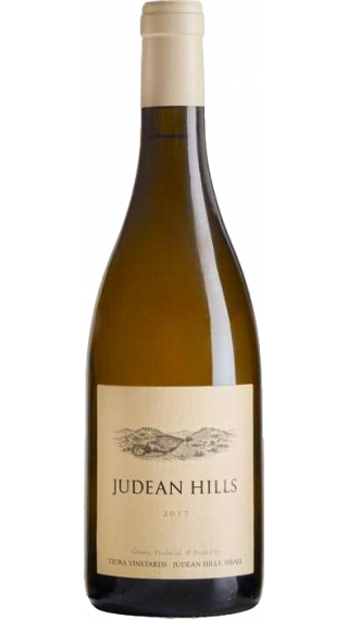 Bottle of Tzora Judean Hills Blanc 2019 wine 750 ml