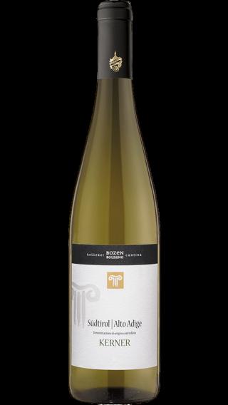 Bottle of Kellerei Bozen Kerner 2017 wine 750 ml