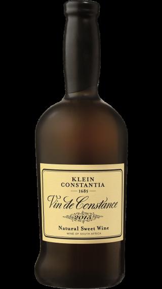 Bottle of Klein Constantia Vin de Constance 2015 wine 500 ml