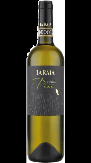 Bottle of La Raia  Gavi Pise 2015 wine 750 ml