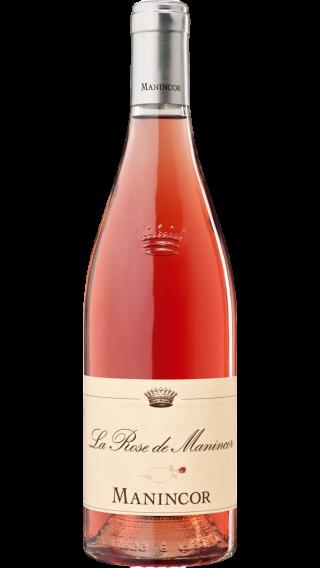 Bottle of La Rose de Manincor 2019 wine 750 ml