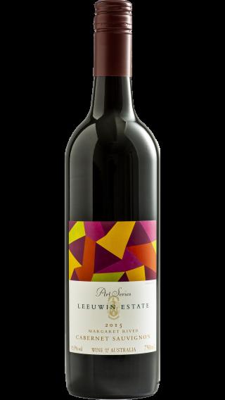 Bottle of Leeuwin Estate Art Series Cabernet Sauvignon 2015 wine 750 ml