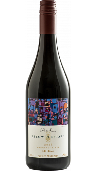 Bottle of Leeuwin Estate Art Series Shiraz 2016 wine 750 ml