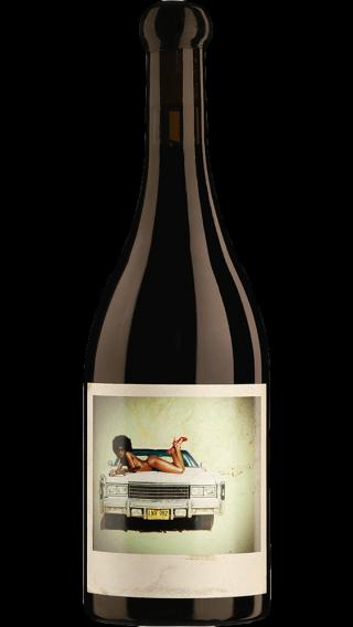 Bottle of Orin Swift Machete 2015 wine 750 ml