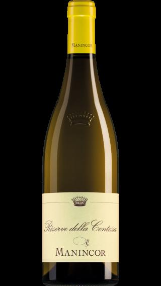Bottle of Manincor Reserve della Contessa 2017 wine 750 ml